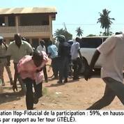 Centrafrique : scène de panique en marge du référendum constituionnel