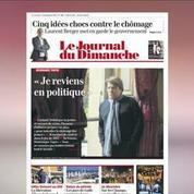 Bernard Tapie annonce son retour en politique