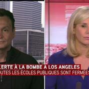 Alerte à la bombe à Los Angeles, les écoles publiques fermées