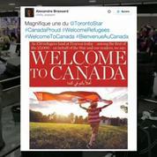 Welcome to Canada: les premiers réfugiés syriens accueillis à Toronto