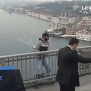 Turquie : Erdogan aurait dissuadé un homme de se suicider