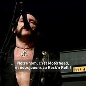 Le leader du groupe Motorhead, Lemmy Kilmister, décédé à 70 ans