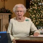 Voeux de Noël : Elizabeth II délivre un message d'espoir au monde