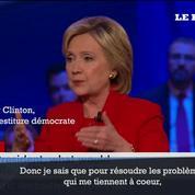 Dernier débat avant les primaires Démocrates aux Etats-Unis