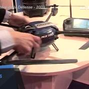 Novadem NX110, drone de la Gendarmerie nationale