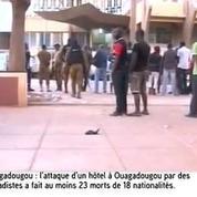 Attentats à Ouagadougou : la mère d'une rescapée témoigne