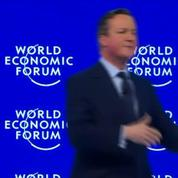 La question du Brexit resurgit au forum de Davos