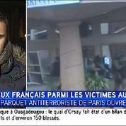 Attentats à Ouagadougou : deux Français parmi les victimes