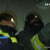 Incendie au Ritz : au cœur de l'action avec les pompiers de Paris