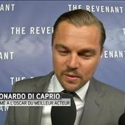 The revenant : Du grand cinéma, selon Léonardo DiCaprio