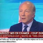 Brice Hortefeux persuadé de la bonne foi de Nicolas Sarkozy dans l'affaire Bygmalion