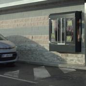 Burger King répond à McDonald's dans une publicité