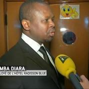 L'hôtel Radisson à Bamako, 3 mois après l'attaque