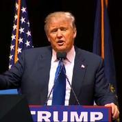 Donald Trump traite son rival Ted Cruz de «mauviette»