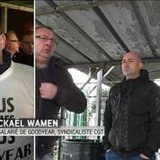 Mickaël Wamen, ex-salarié de Goodyear: on demande l'arrêt des poursuites