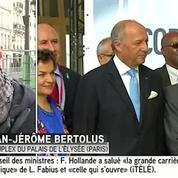 Qui pour succéder à Laurent Fabius au Quai d'Orsay? Trois noms se détachent