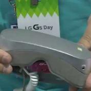 Mobile World Congress : LG dévoile ses lunettes de réalité virtuelle LG 360 VR