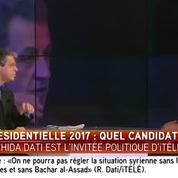 Nicolas Sarkozy: pour Rachida Data, « il prend, il mange » depuis des semaines