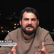 Ozan Köse : Dans le visage de cet enfant, j'ai vu le visage de mon fils