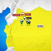 Syrie : Alep sous les bombes russes
