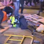 Des dizaines de blessés dans une émeute à Hong Kong