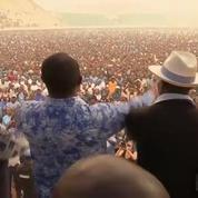 Second tour de l'élection présidentielle en Centrafrique