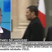Mathieu Delahousse: «Cahuzac est devenu une maladie contagieuse»