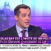 Séminaire du FN : «Un moment de sérénité, de convivialité» pour Nicolas Bay
