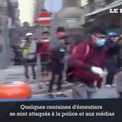 Hong Kong : explosion de violence pendant le Nouvel an chinois