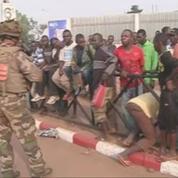 Centrafrique : la force Sangaris sur le départ, après plus de deux ans de mission