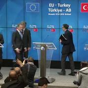 Sommet UE-Turquie : Ankara pose ses conditions sur l'accueil des réfugiés
