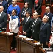 Attentats de Bruxelles : l'Assemblée nationale observe une minute de silence