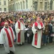 La sécurité des lieux de cultes en question à l'approche de Pâques