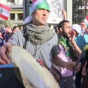 Manifestation à Beyrouth pour sortir de la crise des ordures