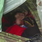 Grèce: à Idomeni, le drame humanitaire se poursuit