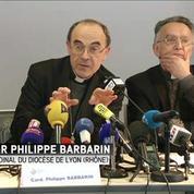 Mgr Barbarin sur la seconde affaire de pédophilie : Ça n'est pas une affaire de pédophilie