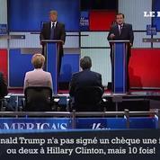 Présidentielles Américaines: le débat républicain touche le fond