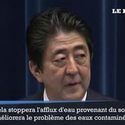 Le premier ministre japonais s'exprime 5 ans après Fukushima