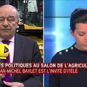 La loi de modernisation de l'économie a été une catastrophe pour le monde agricole (Jean-Michel Baylet)