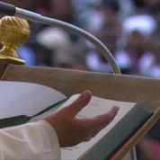 Pâques : Le Pape François a lavé les pieds de réfugiés de diverses confessions