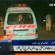 Pakistan : des dizaines de morts dans un attentat suicide