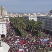 Maroc : des centaines de milliers de manifestants contre les propos de Ban Ki-Moon sur le Sahara occidental