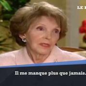 Nancy Reagan en 2007 : «Ronald me manque plus que jamais»
