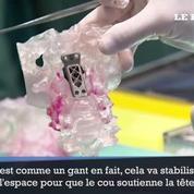 Une vertèbre imprimée en 3D implantée pour soigner la tumeur rare d'un patient
