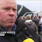 Des Calaisiens reçus à l'Elysée pour crier leur colère