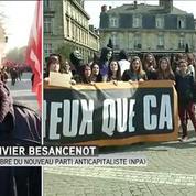 Loi Travail : Olivier Besancenot : Le compte n'y est pas