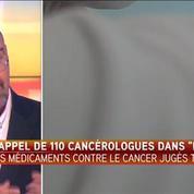 110 cancérologues dénoncent une explosion injustifiée des traitements contre le cancer