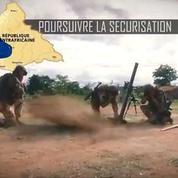 Centrafrique : la bande-annonce de l'armée française pour les deux ans de l'opération Sangaris