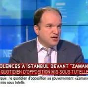 Pour le rédacteur en chef de Zaman France, la presse turque