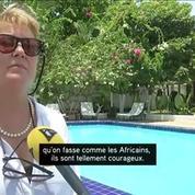 Côte d'Ivoire : À Grand-Bassam, les plages sont désertes